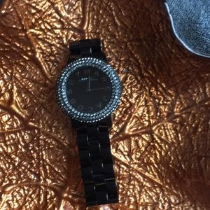 By marc jacobs watch black used great condition